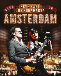 Cover Beth Hart / Joe Bonamassa - Live In Amsterdam [DVD]